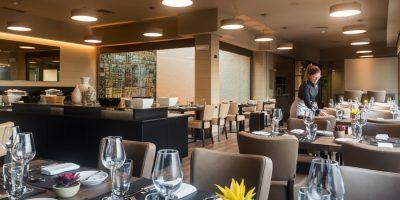 Restaurante além mar
